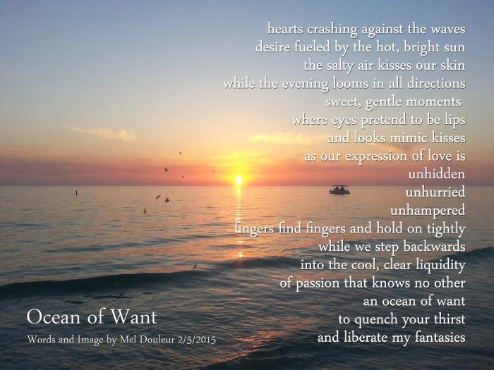 Ocean of Want