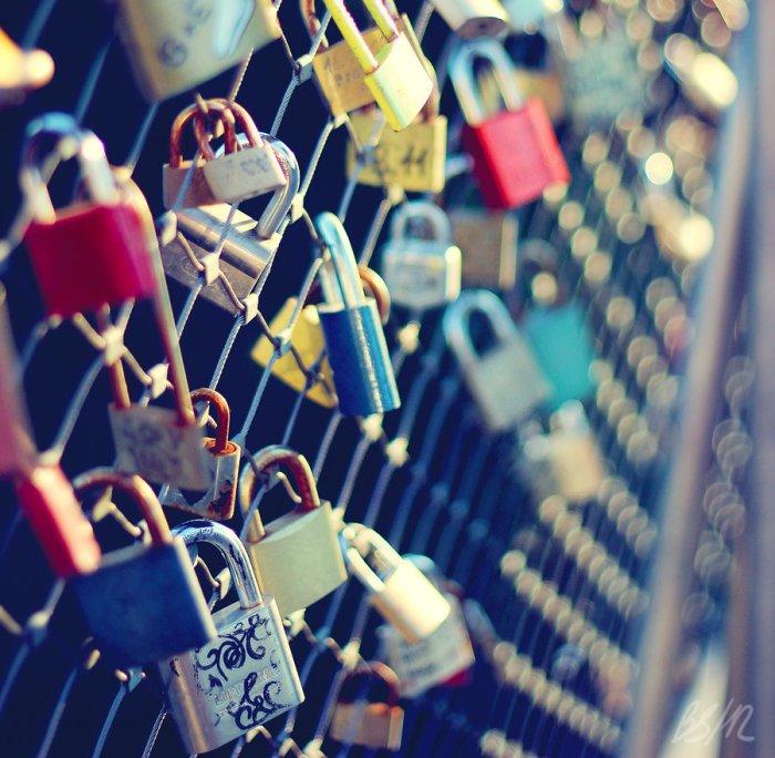 those locks by woelkchen-chan via DeviantArt.com